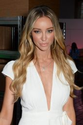 Lauren Pope at TruTV Launch Party in London