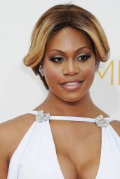 Laverne Cox – 2014 Primetime Emmy Awards in Los Angeles