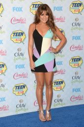 Lea Michele – Teen Choice Awards 2014 in Los Angeles