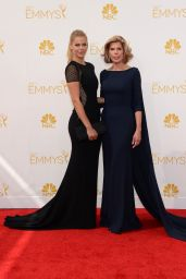Lily Cowles – 2014 Primetime Emmy Awards in Los Angeles
