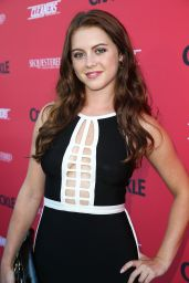 Lindsay Bushman – Crackle's Summer Premieres Event at 1 OAK – August 2014