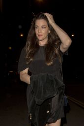 Liv Tyler Night Out Style - Nick Grimshaw