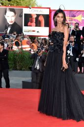 Liya Kebede – 2014 Venice Film Festival Opening Ceremony and 'Birdman' Premiere