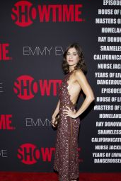 Lizzy Caplan – Showtime's 2014 Emmy Eve Soiree in West Hollywood