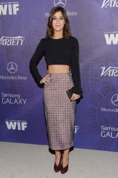 Lizzy Caplan – Variety and Women in Film Emmy 2014 Nominee Celebration in West Hollywood