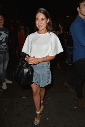 Louise Thompson - Welcome Home Party at Cafe de Paris, London - August 2014
