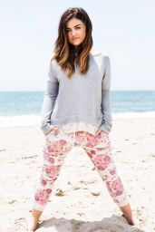 Lucy Hale - Hollister Clothing Photoshoot (2014)