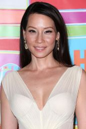 Lucy Liu – HBO's Official 2014 Emmy After Party