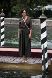 Luisa Ranieri - Venice Film Festival 2014 Photocall