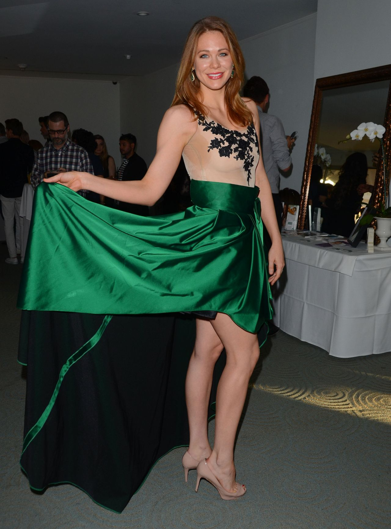 Maitland Ward - Genlux Magazine Release Party in Beverly Hills - July 2014