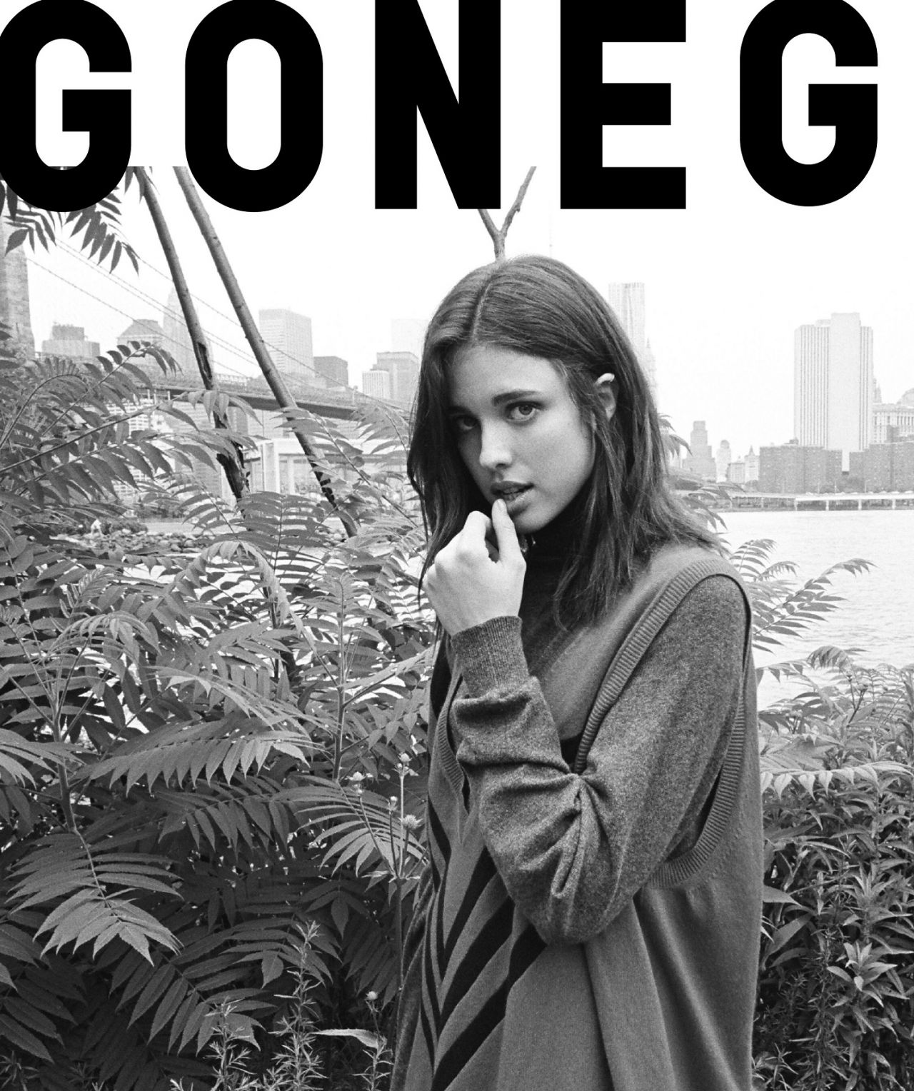 Margaret Qualley - Nylon Magazine August 2014 Issue