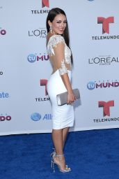 Maria del Pilar – 2014 Telemundo's Premios Tu Mundo Awards