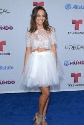 Maria Elisa Camargo – 2014 Telemundo's Premios Tu Mundo Awards