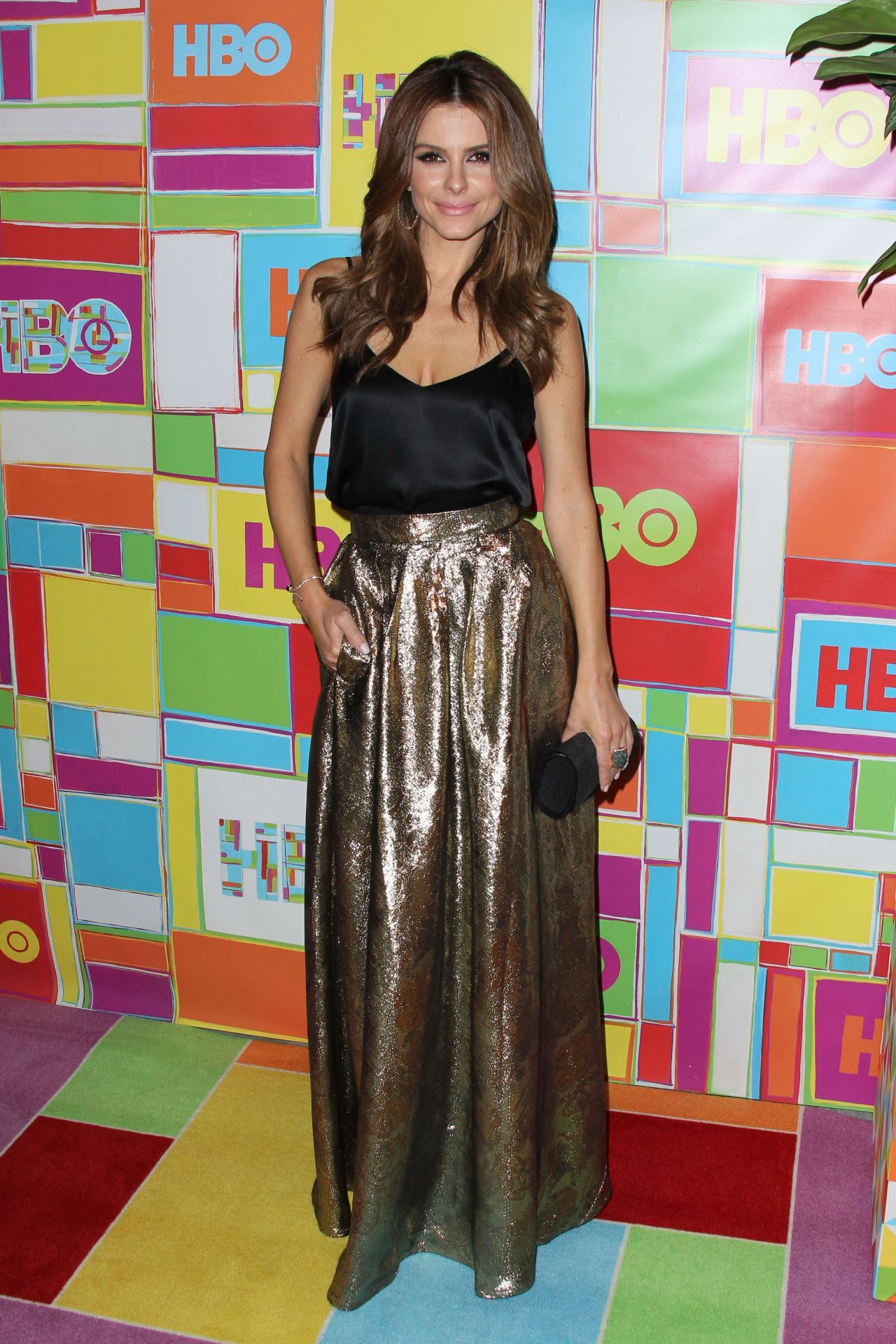 Maria Menounos – HBO's Official 2014 Emmy After Party
