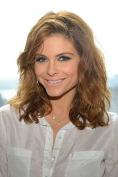 Maria Menounos - Photocall in New York City - August 2014