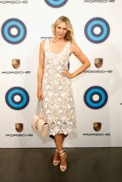 Maria Sharapova - 2014 Fashion Targets Breast Cancer Event in New York City