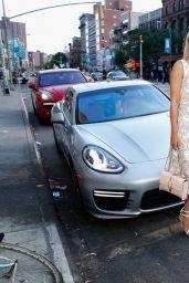 Maria Sharapova - 2014 Fashion Targets Breast Cancer Event in New York City