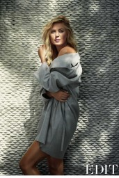 Maria Sharapova - The Edit Magazine August 2014 Issue