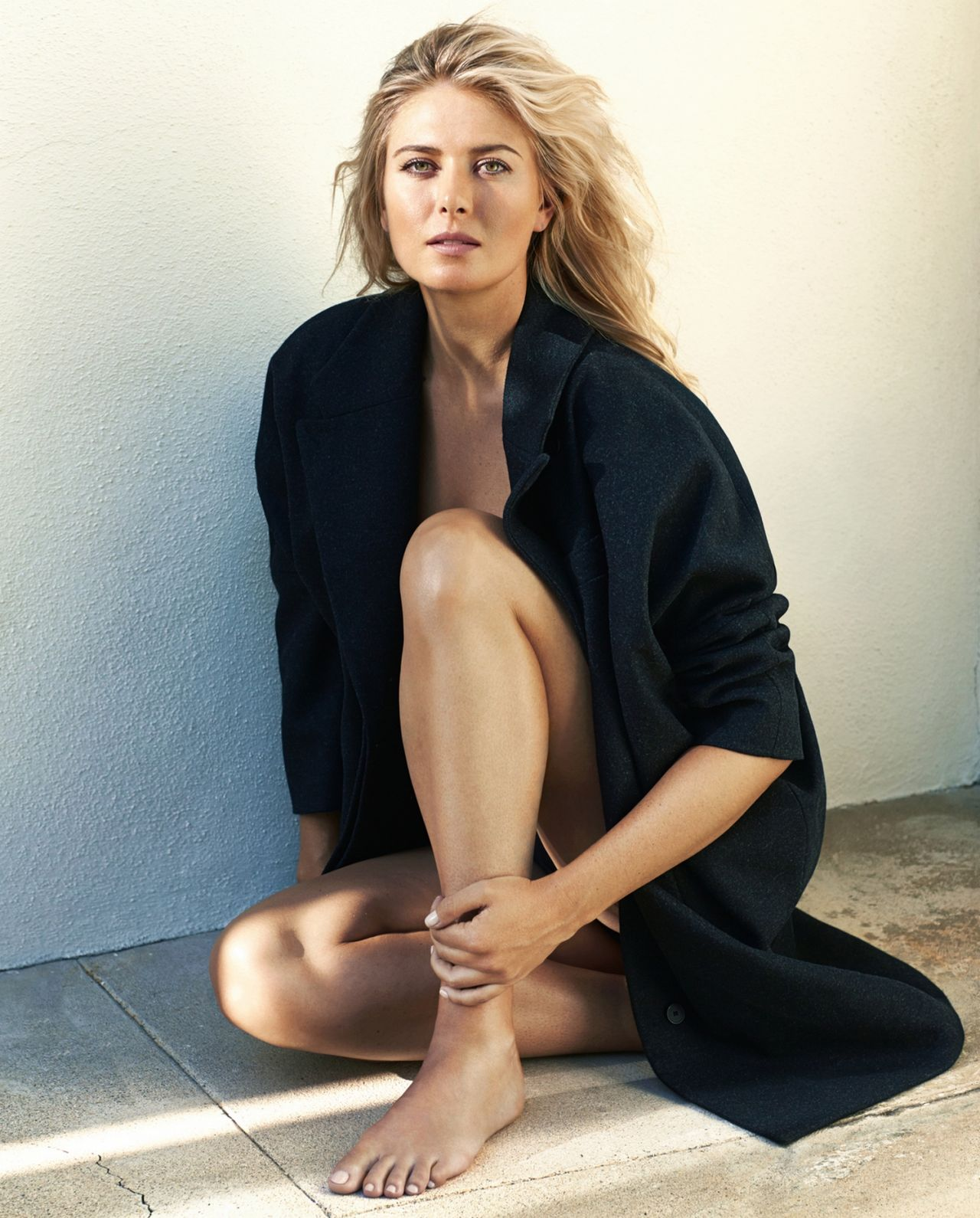 Maria Sharapova - Photoshoot for