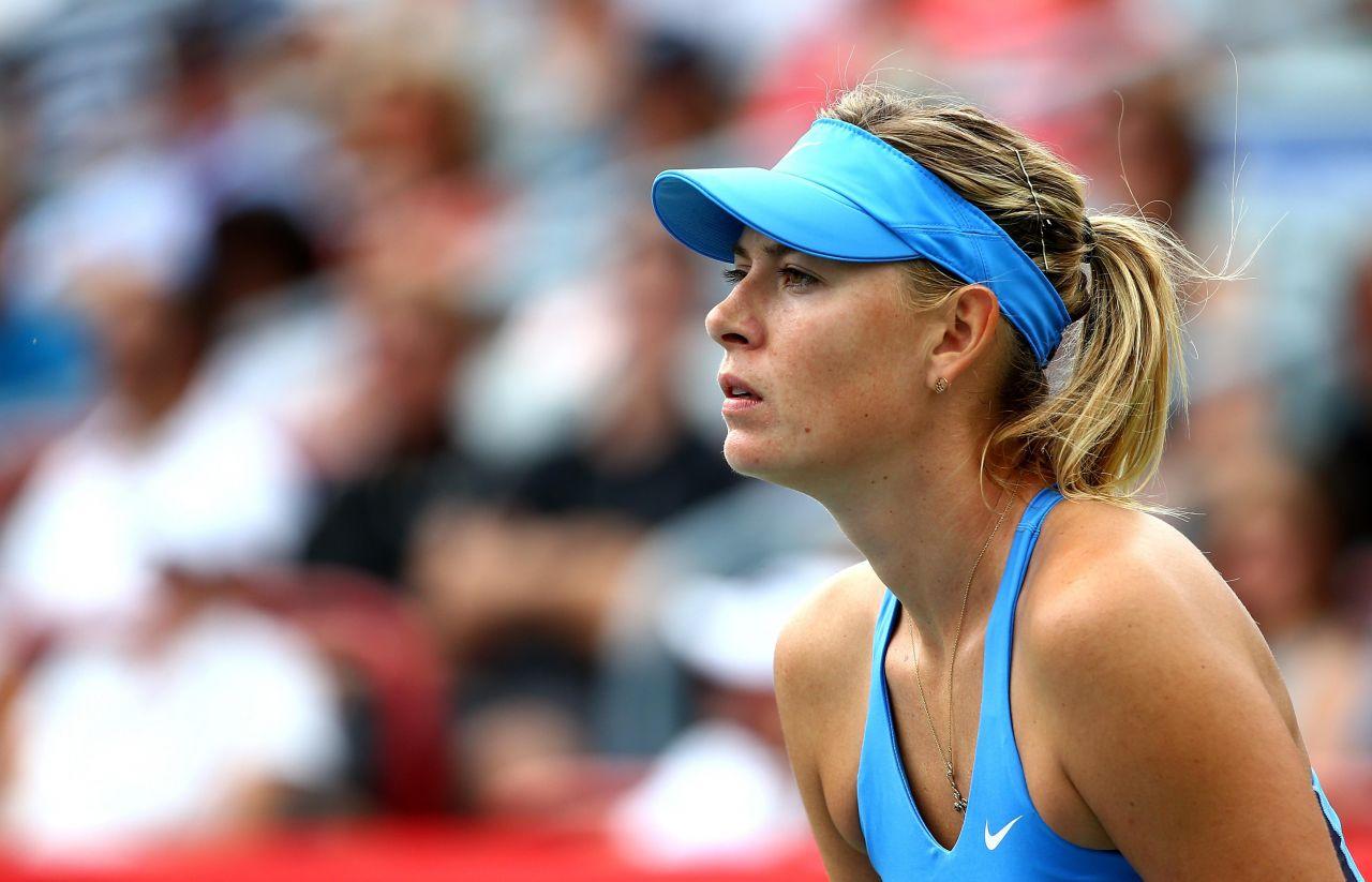 Maria Sharapova – Rogers Cup 2014 in Montreal, Canada ...