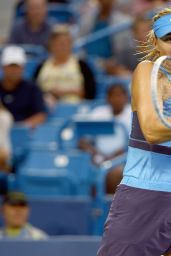 Maria Sharapova - Western and Southern Open 2014 in Cincinnati - Semi-Final
