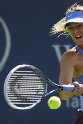 Maria Sharapova - Western and Southern Open 2014 in Cincinnati