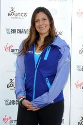 Marion Bartoli - Virgin STRIVE Challenge Photocall in London - August 2014