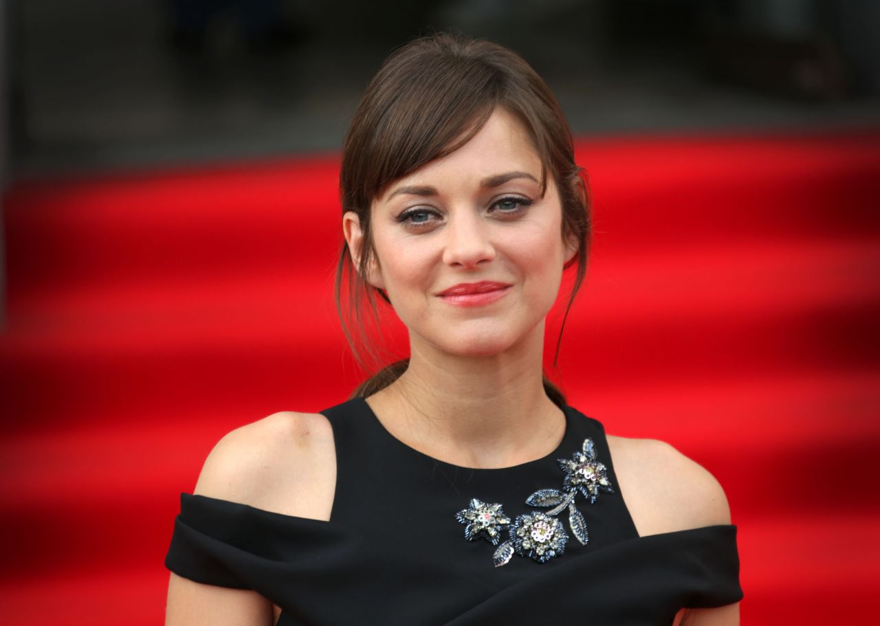 Marion Cotillard – 'Two Days, One Night' Premiere in London