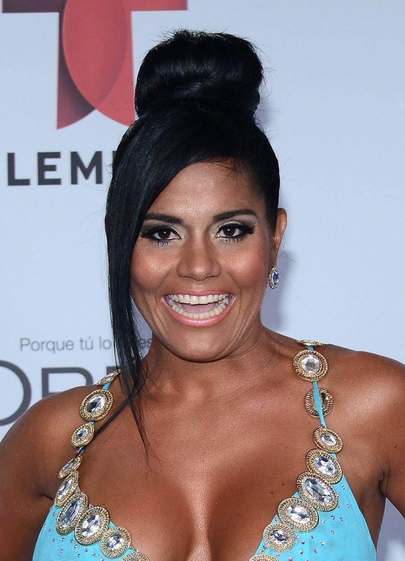 Maripily Rivera 2014 Telemundo S Premios Tu Mundo Awards