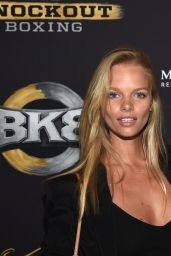 Marloes Horst – Big Knockout Boxing Inaugural Event in Vegas – August 2014