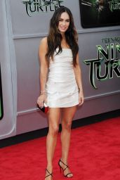 Megan Fox – 'Teenage Mutant Ninja Turtles' Premiere in Westwood