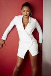 Melanie Brown Photoshoot - The X Factor 2014 Promos