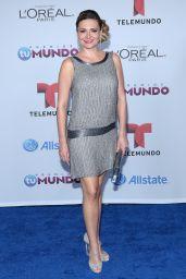 Mercedes Molto – 2014 Telemundo's Premios Tu Mundo Awards