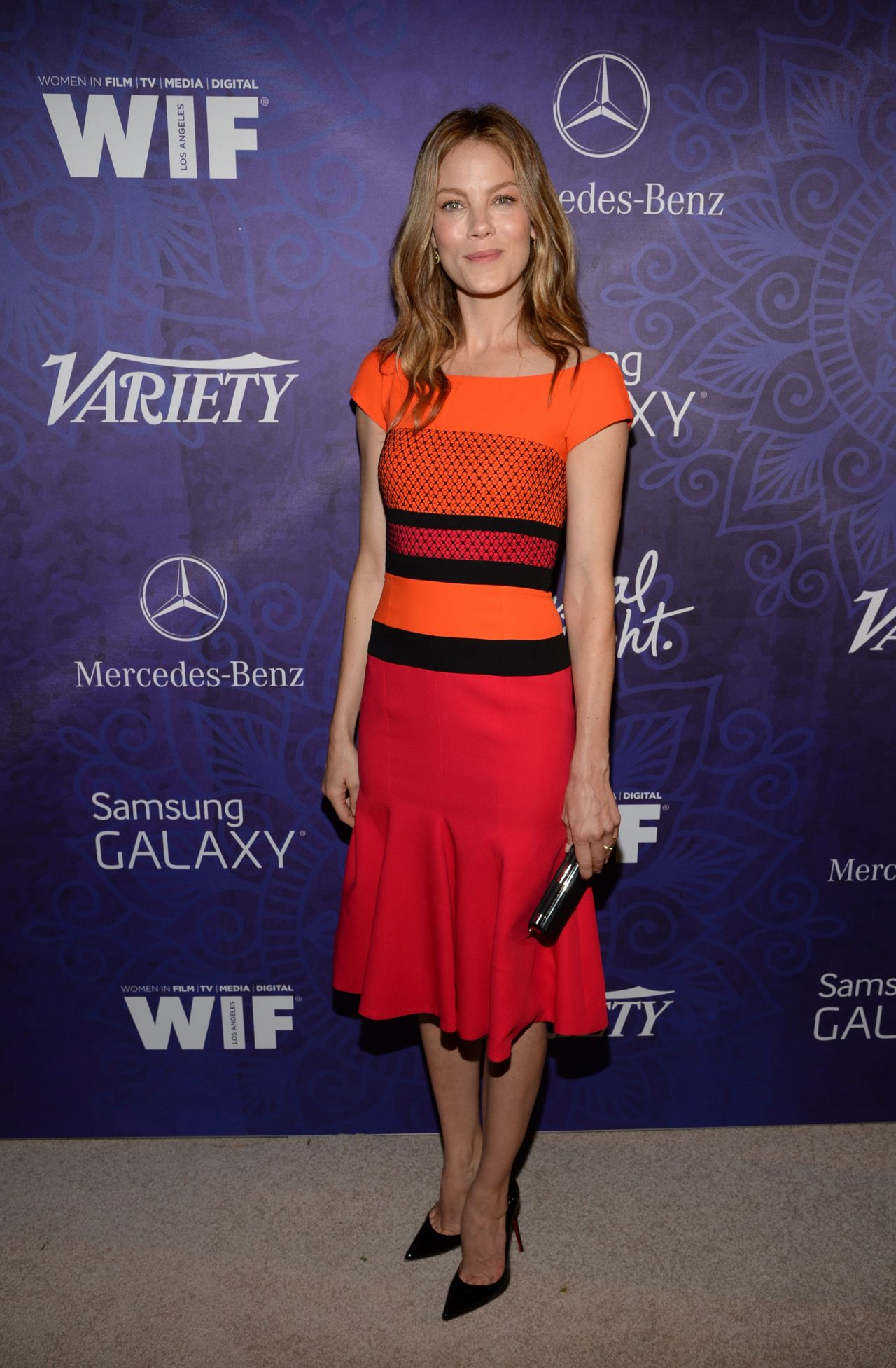 Michelle Monaghan – Variety and Women in Film Emmy 2014 Nominee Celebration in West Hollywood