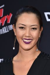 Michelle Wie – 'Sin City A Dame To Kill For' Premiere in Los Angeles