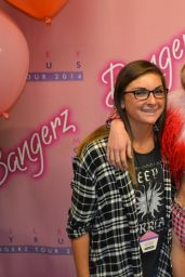 Miley Cyrus - Meet & Greet at United Center in Chicago - August 2014