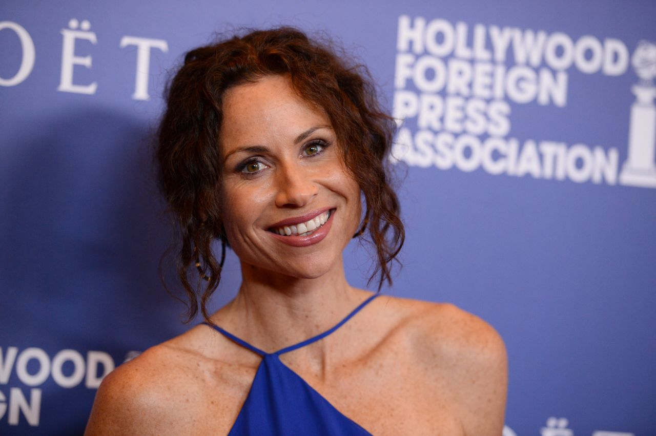 Minnie Driver – 2014 HFPA Grants Banquet