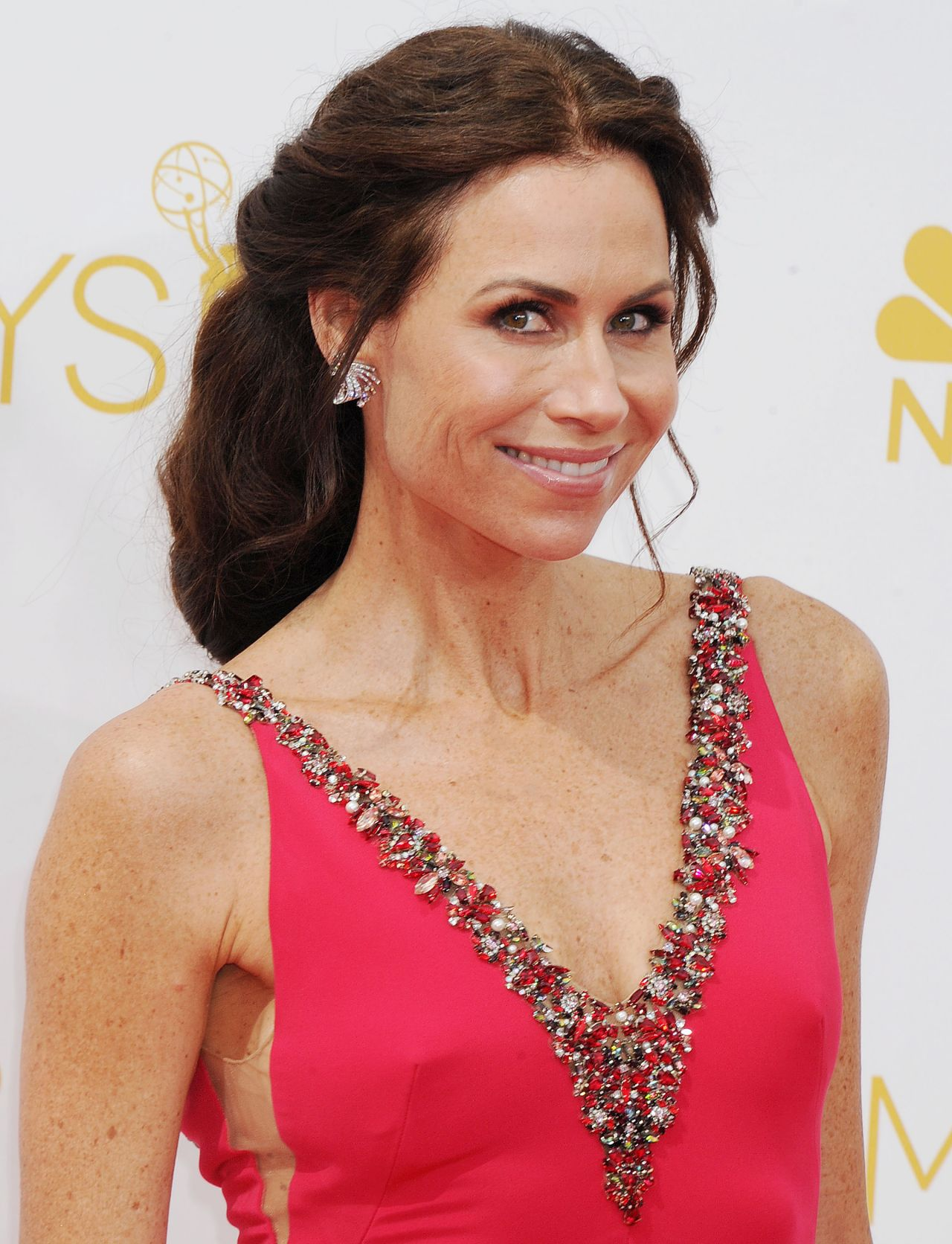 Minnie Driver – 2014 Primetime Emmy Awards in Los Angeles