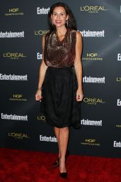 Minnie Driver – Entertainment Weekly's Pre-Emmy 2014 Party in West Hollywood