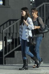 Miranda Cosgrove Street Style - Out in Los Angeles - August 2014