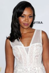 Mishael Morgan – Emmy Awards Dynamic and Diverse Nominee Reception – August 2014