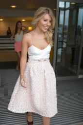 Mollie King – The Saturdays BBC Media City Hotel in Manchester