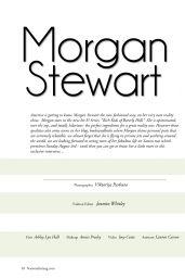 Morgan Stewart - Nationalist Magazine August 2014 Issue