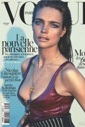 Natalia Vodianova - Vogue Magazine (Paris) - September 2014 Cover