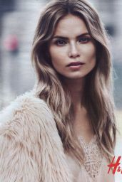 Natasha Poly - H&M August 2014