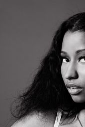 Nicki Minaj - Fader Magazine August/September 2014