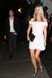 Nicky Hilton Night out Style - Leaving Chateau Marmont in West Hollywood - August 2014