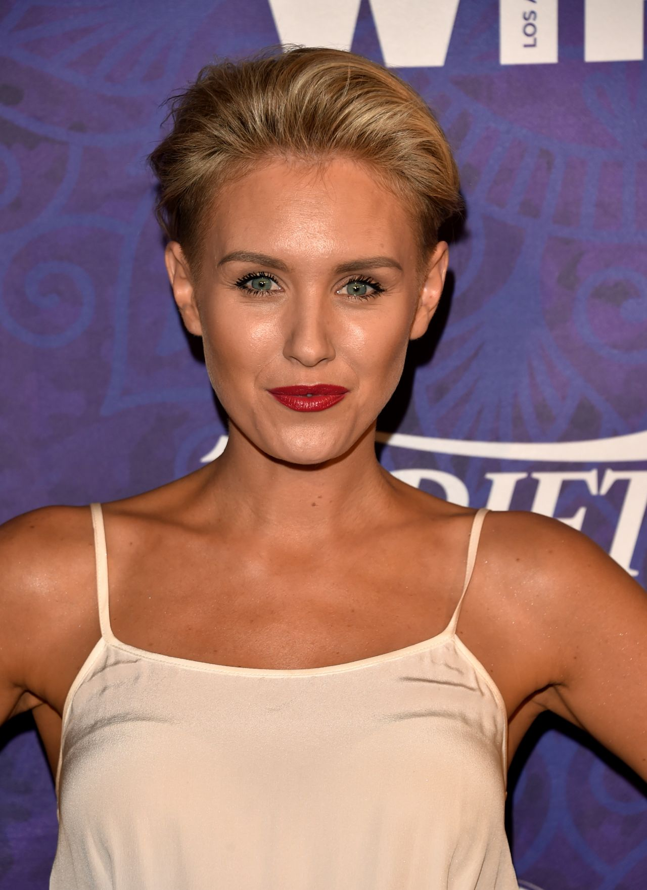 Nicky Whelan - Variety and Women in Film Emmy 2014 Nominee Celebration in West Hollywood