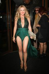 Nicola Stapleton - Her 40th Birthday Party in London - August 2014
