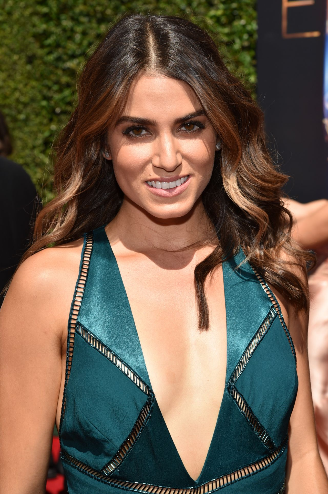 Nikki Reed 2014 Creative Arts Emmy Awards In Los Angeles